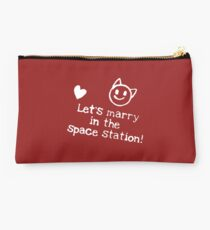 Space Station Studio Pouch