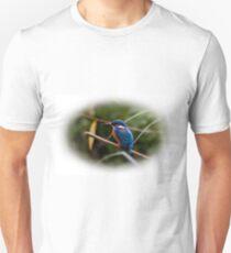 Eurasian Kingfisher Unisex T-Shirt