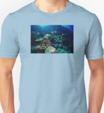 SNAPPERS IN THE SUNLIGHT Unisex T-Shirt