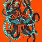 Lovecraftian Children's Show Mascot by Mattgyver
