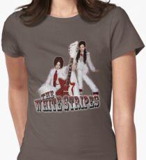 The White Stripes - Red & White T-Shirt