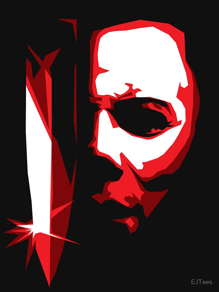Michael Meyers Vector Art by EJTees