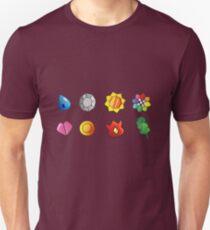 Kanto Badges Unisex T-Shirt
