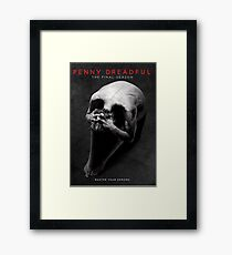 penny dreadful master your demon Framed Print