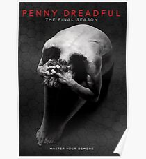 penny dreadful master your demon Poster