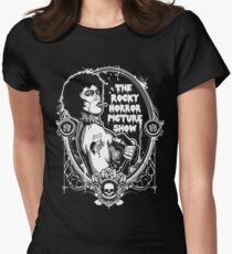 The Rocky Horror Picture Show Tv Series Women's Fitted T-Shirt