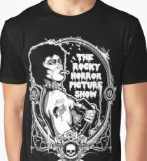 The Rocky Horror Picture Show Tv Series Graphic T-Shirt