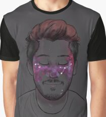 Space Freckles - Cancer Markiplier Graphic T-Shirt
