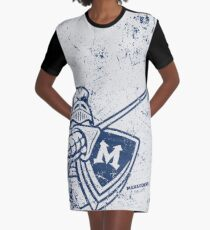 Marauders For Life Graphic T-Shirt Dress