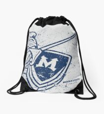 Marauders For Life Drawstring Bag