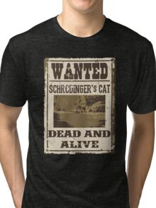 Dead and Alive Tri-blend T-Shirt