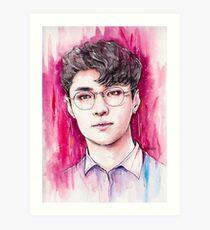 NEEDED | LAY Art Print