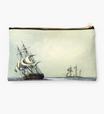 "The ""Resolute"" Under Sail For The Last Time (1853) Studio Pouch"