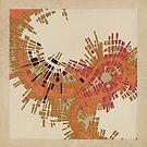 cipher n. 10  (original sold) by federico cortese