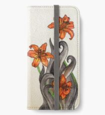Tiger Lilies iPhone Wallet/Case/Skin