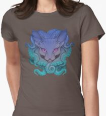 Octosphinx Womens Fitted T-Shirt