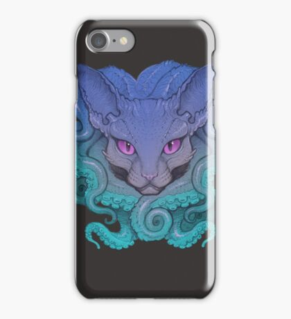 Octosphinx iPhone Case/Skin
