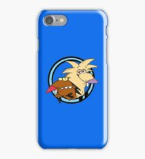 angry beavers iPhone Case/Skin