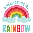 Somewhere Over the Rainbow by MissTiina