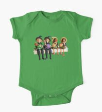 Tell Us A Happy Halloween Story! Kids Clothes