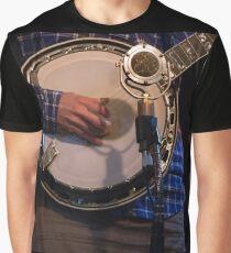 He's a Banjo Boy Graphic T-Shirt