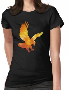 Eagle Harlequin Womens Fitted T-Shirt