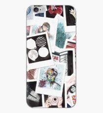 BTS Wings Polaroid Watercolor iPhone Case