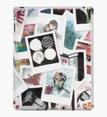 BTS Wings Polaroid Watercolor iPad Case/Skin