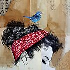 post card by Loui  Jover