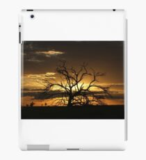 Sunset Silhouette iPad Case/Skin