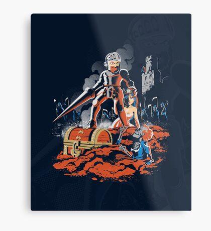 ARMY OF GHOULS Metal Print