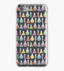Science Flask iPhone Case/Skin