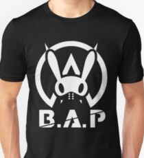 BAP LOGO Warrior Begins Unisex T-Shirt