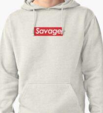 savage Pullover Hoodie