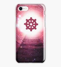 Buddhism (Wheel of Dharma) iPhone Case/Skin