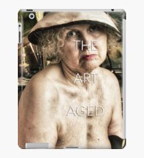 The Art Aged - Forget-Me-Not  iPad Case/Skin