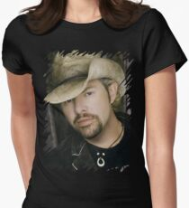 Toby Keith - Celebrity (Oil Paint Art) T-Shirt