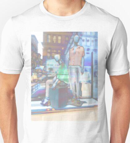 ... all mankind ... T-Shirt