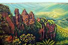 Timeless, Blue Mountains by Linda Callaghan