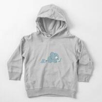 Cute Elephants Toddler Pullover Hoodie