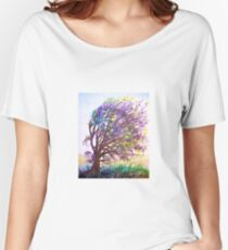 Dreaming Tree  Women's Relaxed Fit T-Shirt