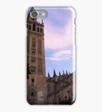 Painted in the sky  iPhone Case/Skin