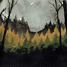 Spooky Forest VI by cadva