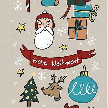 Merry Christmas by Tessa-Rath