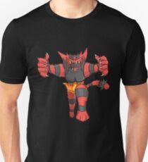 Incineroar by Derek W Unisex T-Shirt