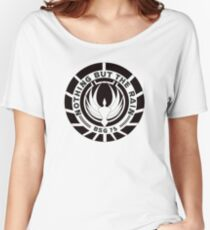 BSG - Nothing But The Rain Women's Relaxed Fit T-Shirt