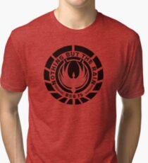 BSG - Nothing But The Rain Tri-blend T-Shirt