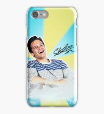 Sebastian Stan Wizard World Chicago Panel iPhone Case/Skin