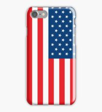 Flag USA iPhone Case/Skin