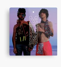 MGMT Cover art  Metal Print